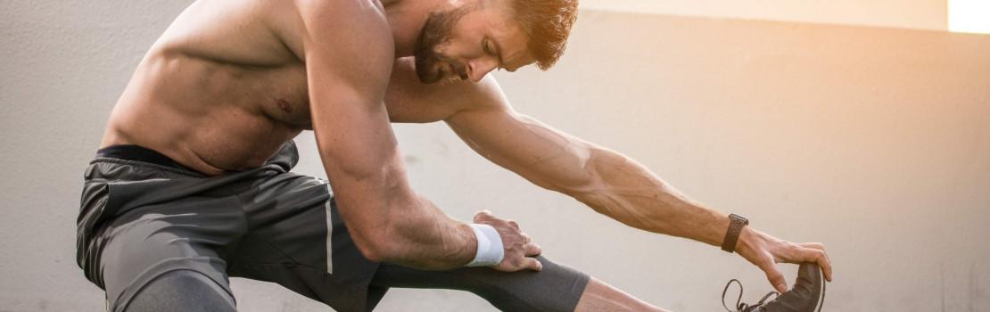 Beckenbodentraining - Übungen für Männer
