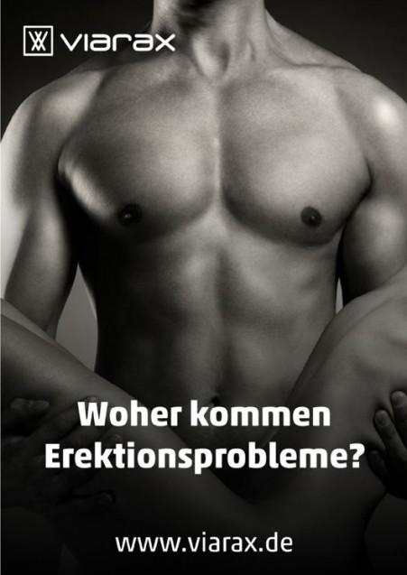 Ebook: Woher kommen Erektionsprobleme?