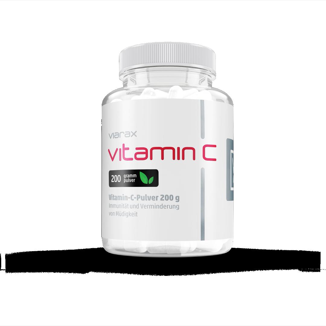 Viarax Vitamin C in Pulverform
