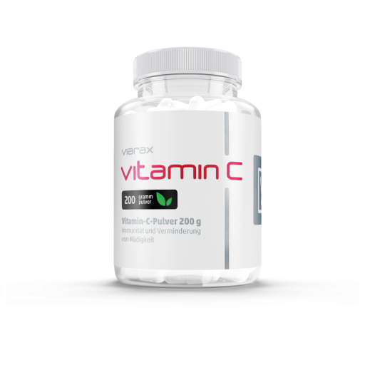 Viarax Vitamin C in Pulverform