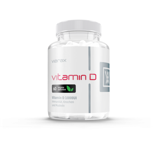Viarax Vitamin D