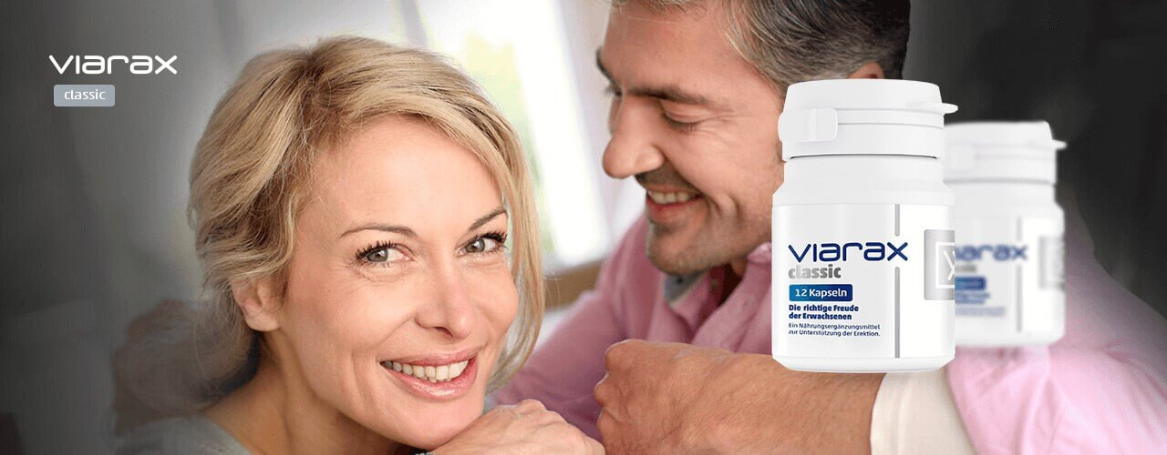 Viarax Classic - unterstützung der Erektion