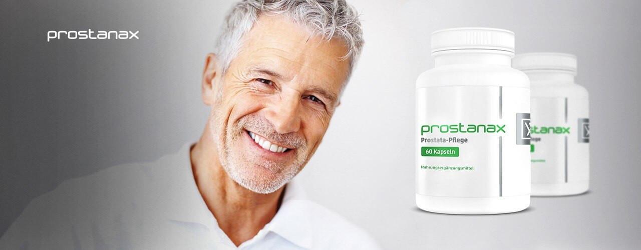 Prostata Pflege